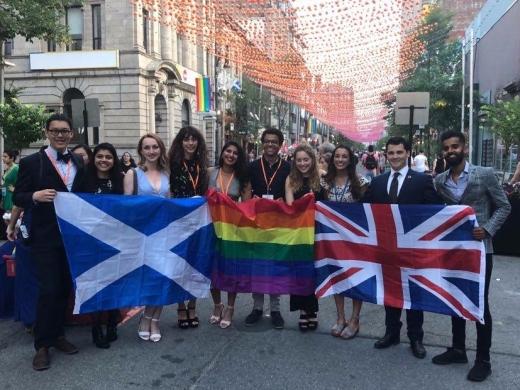 SfGH-UK delegation IFMSA AM18